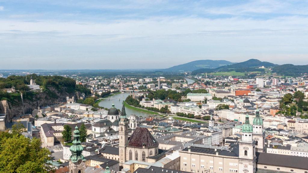 Urban Freeride in Salzburg